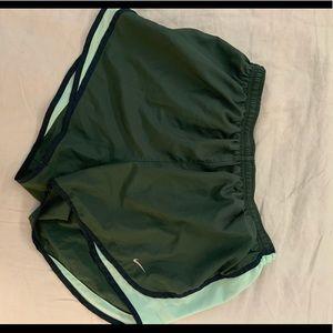 Nike athletic shorts - running